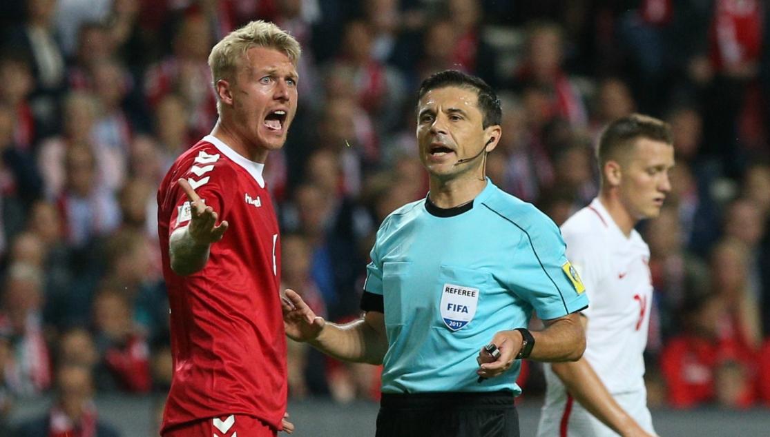 Kjaer will not play for Denmark - Sevilla FC