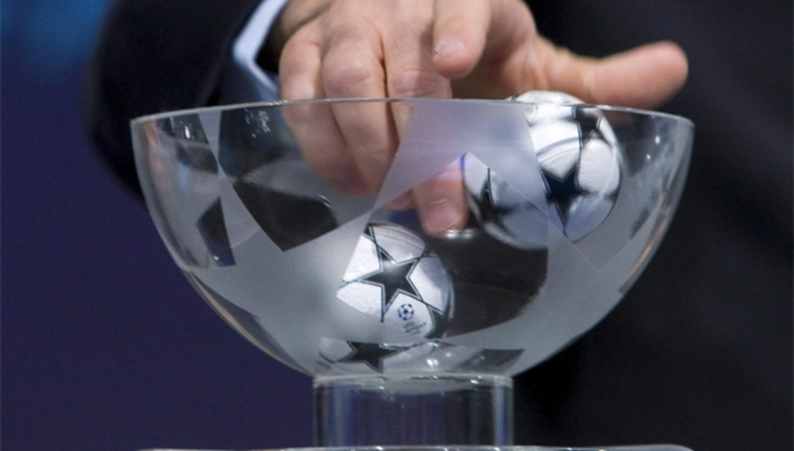 Tirage au sort de la Champions League