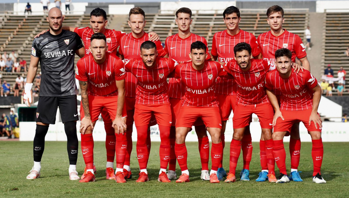ANTE EL PSG, EL TERCER AMISTOSO DE LA PRETEMPORADA EN SEVILLA FC TV