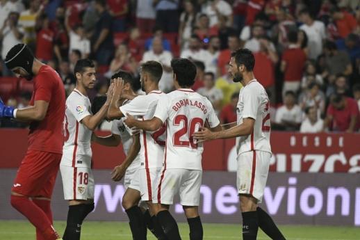 Camiseta Sevilla FC Escudero