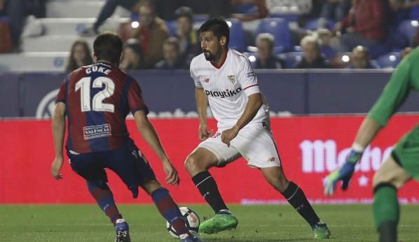 Camiseta Sevilla FC Nolito