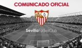 Comuniqué officiel du FC Seville