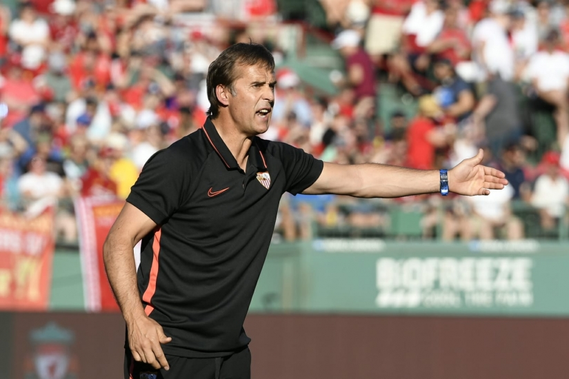 Lopetegui, en Boston