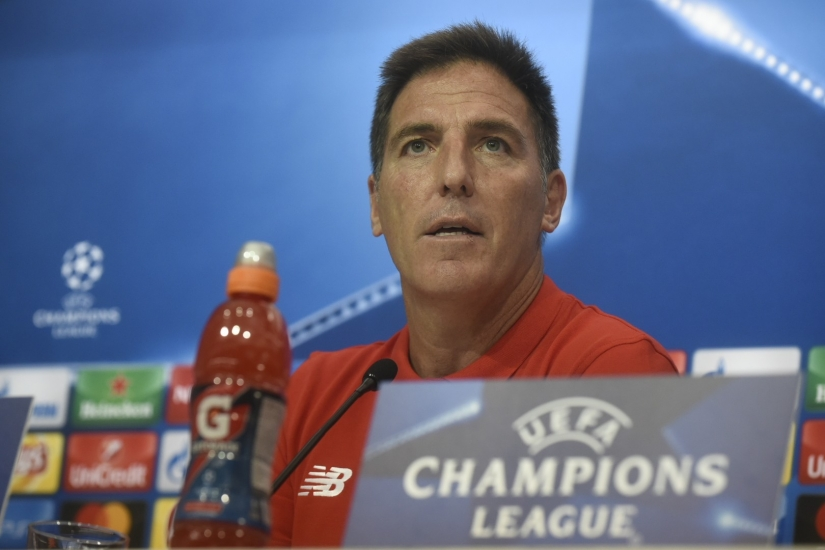 Pre-match press conference of Eduardo Berizzo