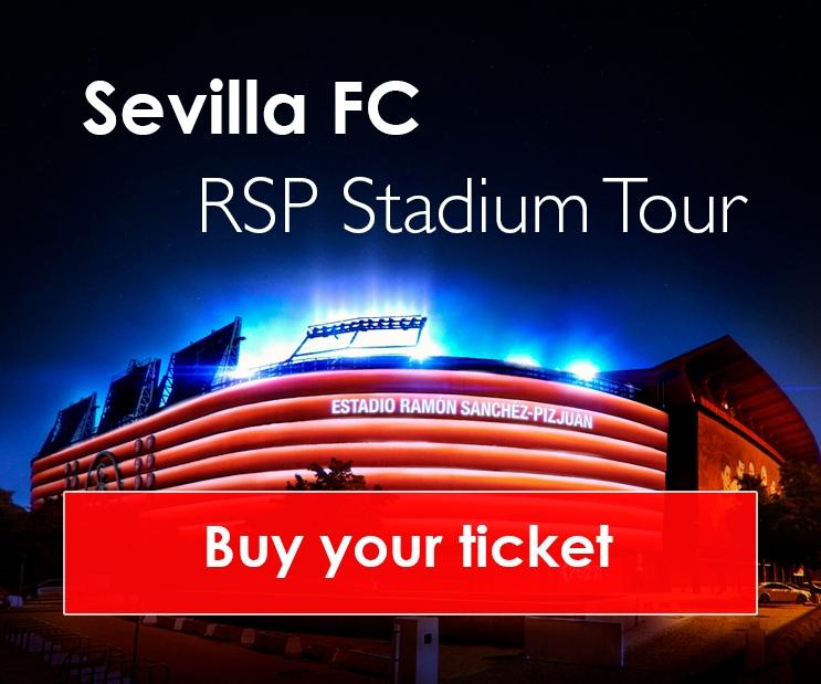 Sevilla FC RSP Stadium Tour