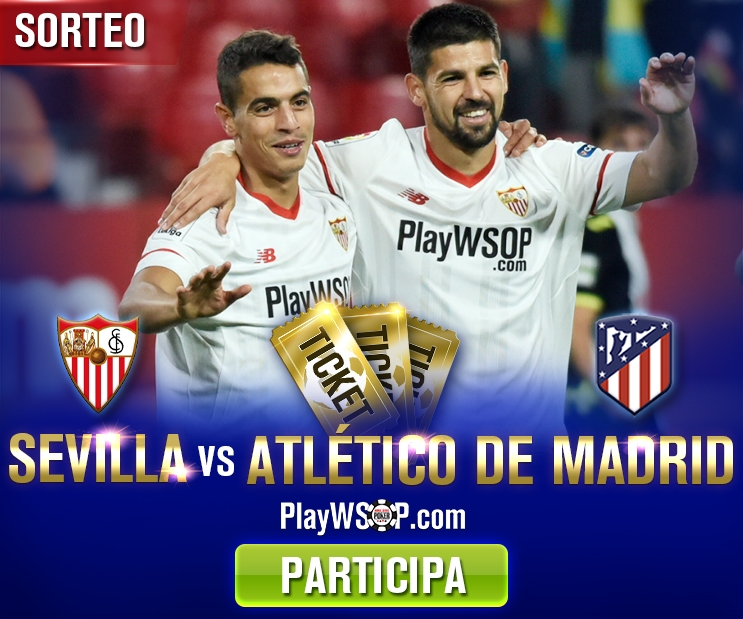 Play Wsop Atlético de Madrid