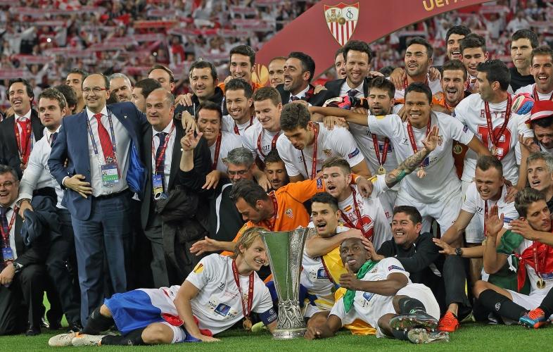 Resultado de imagen de Europa league sevilla