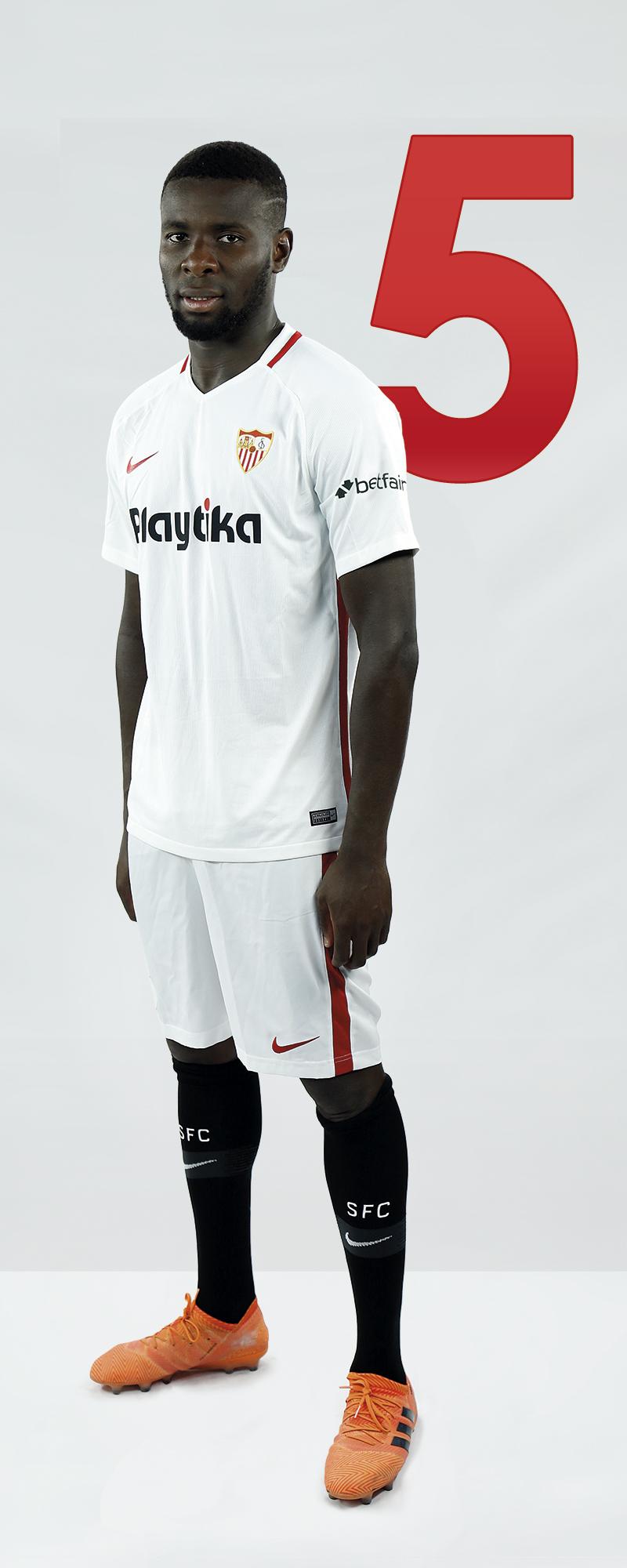 Maillot Extérieur Sevilla FC Amadou