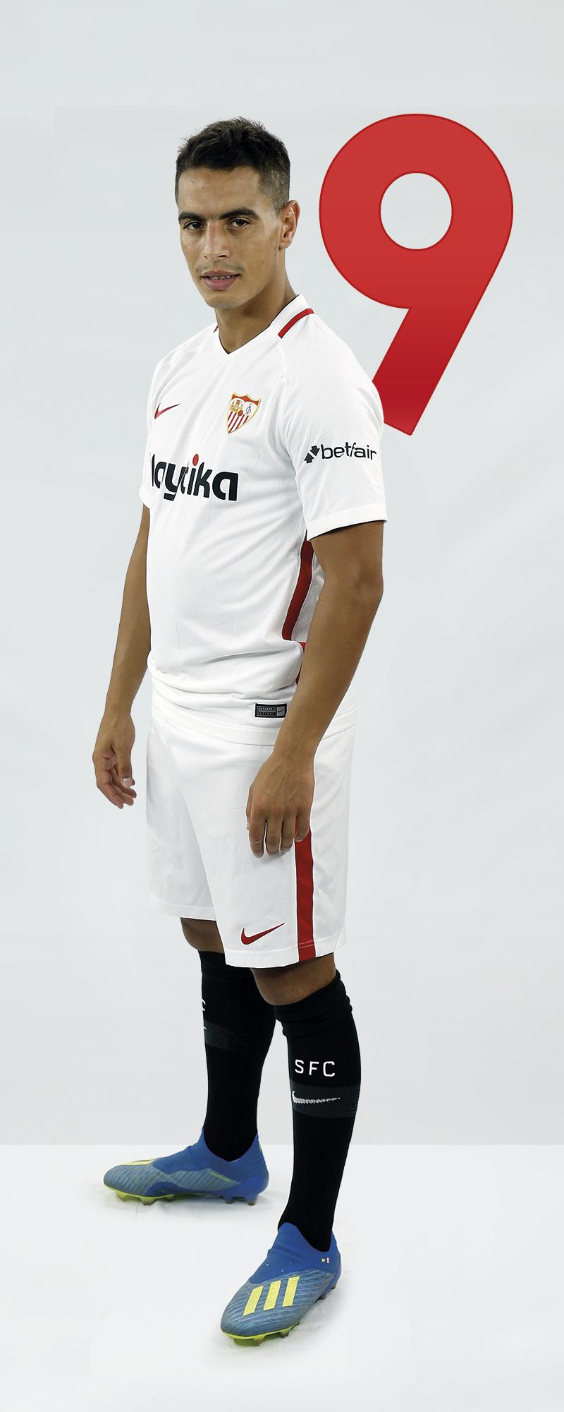 Maillot Extérieur Sevilla FC Ben Yedder