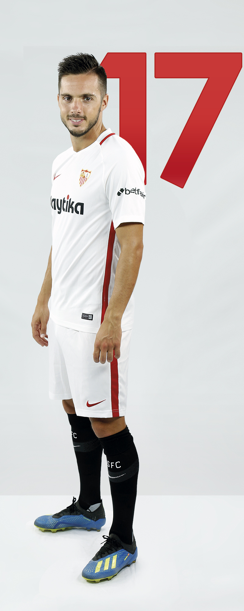 Maillot Extérieur Sevilla FC Sarabia