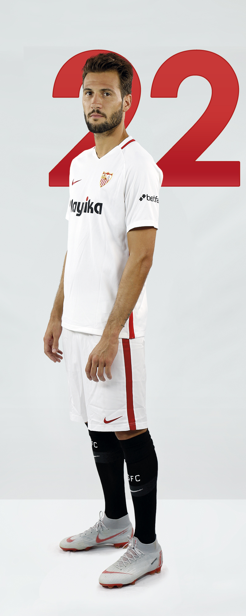 Maillot Extérieur Sevilla FC Vázquez