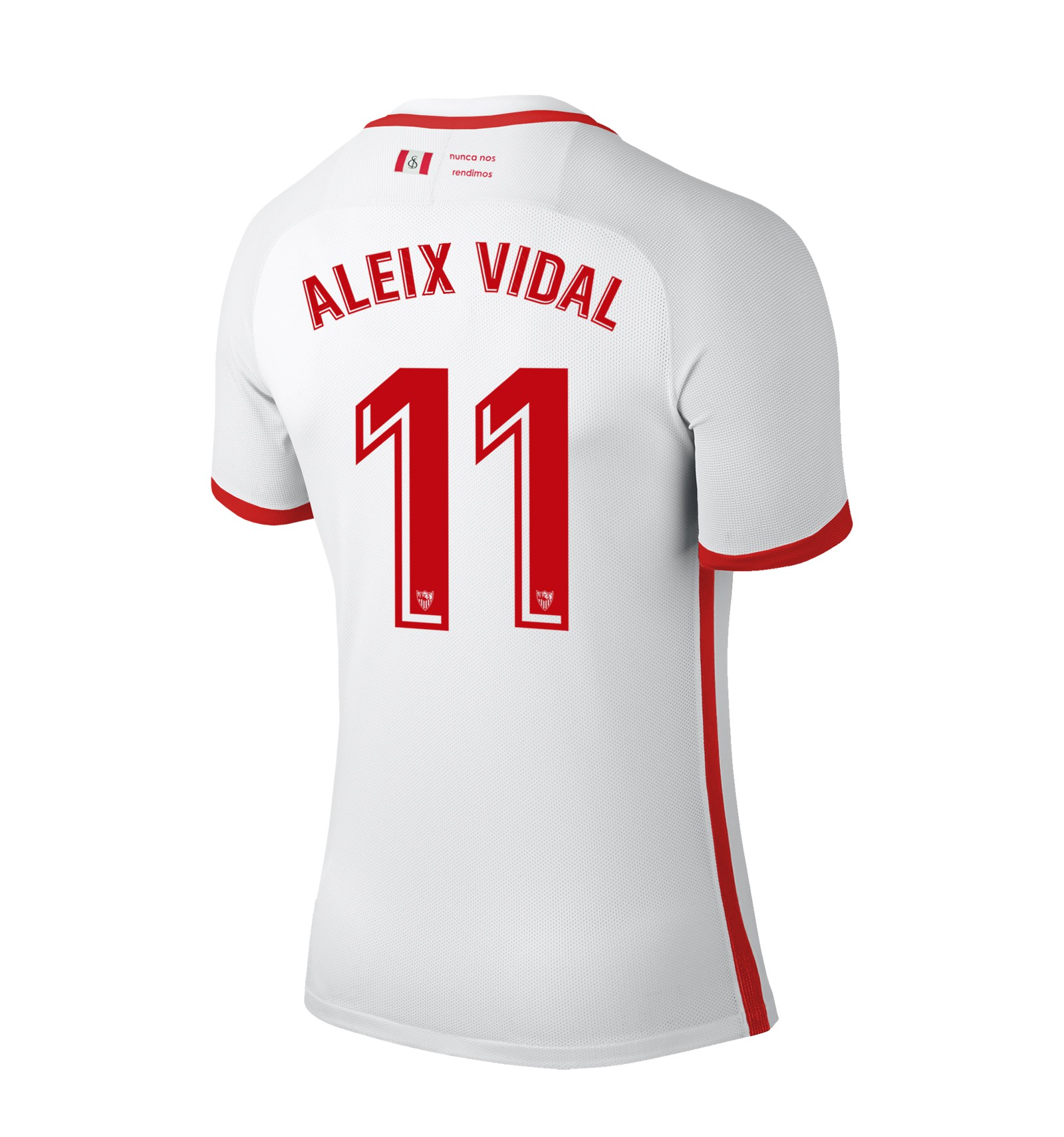 Maillot Extérieur Sevilla FC Aleix Vidal