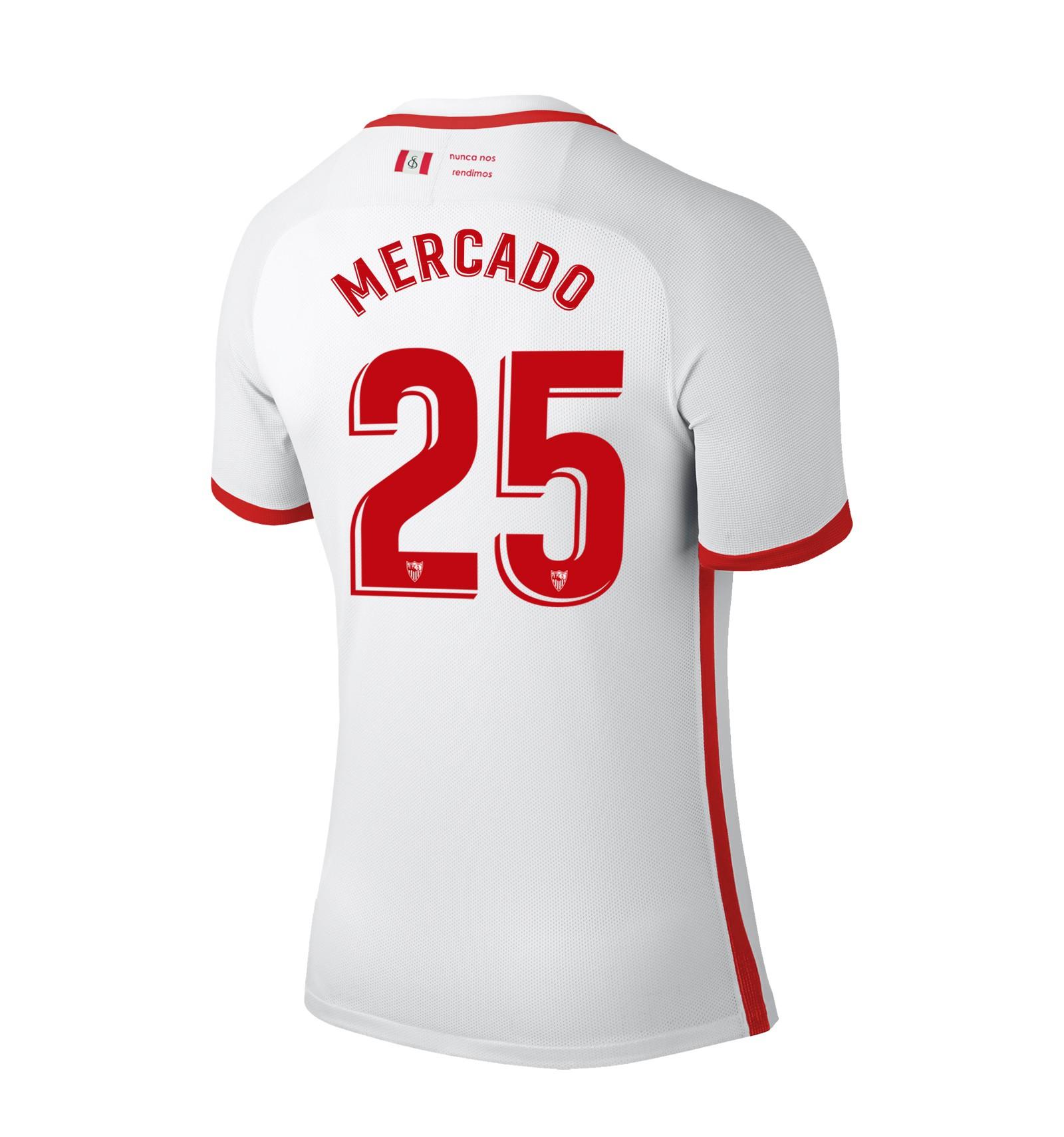 Maillot Extérieur Sevilla FC Mercado